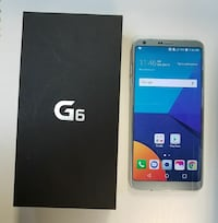 LG G6 SPRINT MINT CONDITION