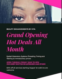 Facial Threading and Waxing Sterling Heights