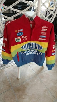 Youth NASCAR jacket. Great condition jacket youth XL by Chase $40 Dover, 19904
