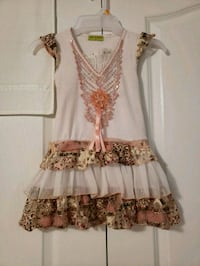 Girl dress size 3-4  Vaughan, L4H 2L3