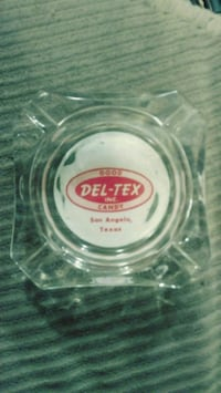 DEL-TEX CANDY ASHTRAY Russellville, 72802