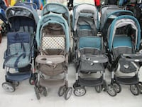 Double strollers for babies Toronto