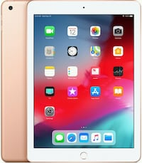 Apple - iPad 6th gen(Latest Model) Wi-Fi 32GB Gold Herndon, 20170