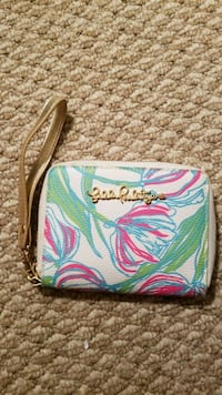 Lilly Pulitzer wallet North Bethesda, 20852