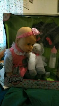 Dream Collection Soft Doll Gift Set Phoenix, 85009
