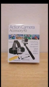 Everything you need to capture great video /pictur
