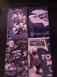 Toronto maple leaf guides