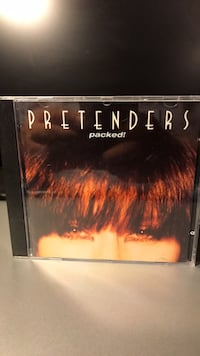 PRETENDERS CD Packed! Calgary, T2V