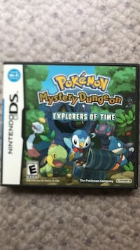 Pokemon DS game Gaithersburg, 20878