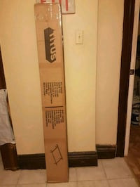 Single bed frame  brand new in box $20