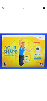 Wii Your Shape Toronto, M5J 2X1