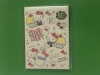 Japan Sanrio Family and Hello Kitty Memo Notes  银泉, 20906