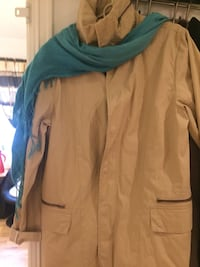 brun button-up softshell jakke Stavanger, 4015