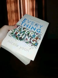 """Everything everything "" novel Lahore, 54810"