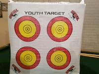 Youth archery target Ostrander, 43061