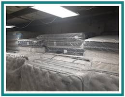 Lots of Brand New Mattresses 55% - 80% OFF **FREE DELIVERY AVAILABLE**