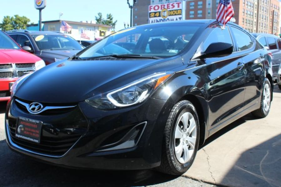 2016 Hyundai Elantra for sale 6