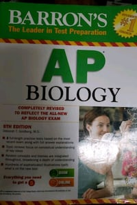 Barron's AP biology  Germantown