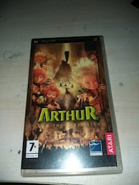 Arthur and the Invisibles PSP oyunu İstanbul, 34718
