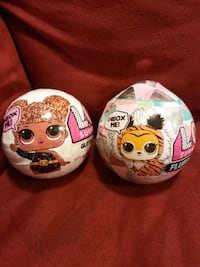 Lol balls 5 dollars each Baltimore, 21228
