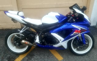 08 gsxr 600 (I have more bikes 4sale) r6 zx10 with hayabusa and 1000rr ( civic / accord f150 )
