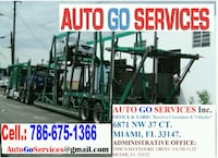 Auto Transport, Car Shipping, Transporte in the US Las Vegas