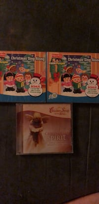Four Christmas CDS Toronto, M4X 1M3