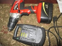 Cordless drill/charger