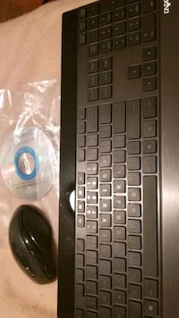 RAPOO Wireless Touch keyboard and mouse combo