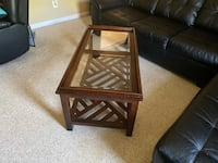 Living room table good condition no scratches and price negotiable
