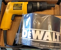 DeWalt screw gun it cost $165 new Indianola, 50125