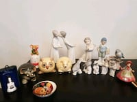 Figurines and decor ask for more details Toronto, M1G 1H6
