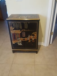 brown and black wooden cabinet Orlando, 32837