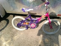 toddler's pink and purple bicycle Birmingham, 35209
