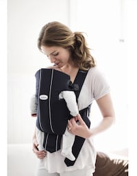 BabyBjorn Original Cotton Baby Carrier Mississauga, L5A 2T6