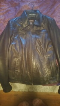 DANIER Leather Jacket London, N6E