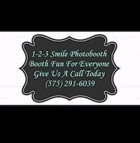 Photo booth rental Roswell