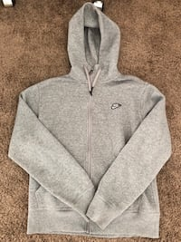 Nike zip up hoody size medium  Los Angeles