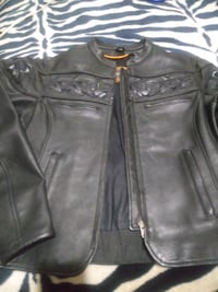 Ladies Leather Riding Jacket size L  Seagoville, 75159