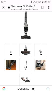 Electrolux 9.6 v stick vaccume Chatham-Kent