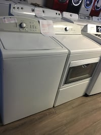 Kenmore top load washer and dryer set in excellent condition