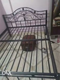black metal double bed  Thane, 400612