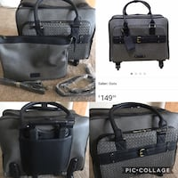 NEW- Simply Noelle luggage bag in gray Palatine, 60067