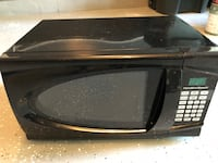black and gray microwave oven Upper Marlboro, 20772