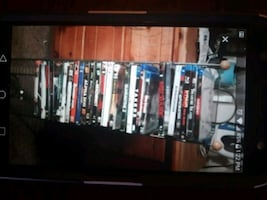 Dvds n blue ray all for 80$ or 5$ each