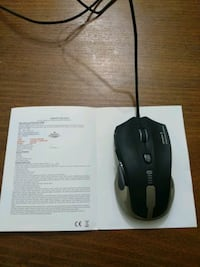 Oyuncu gaming mouse fare