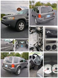 2003 Ford Escape Inkster