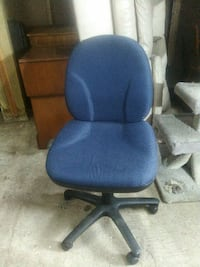 blue office chair Surrey, V3S 1L1