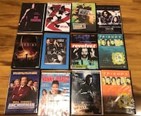 57  movies, some are copies (10) Markham, L3R 8J4