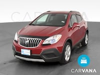 2015 Buick Encore suv Sport Utility 4D Red  Fort Myers